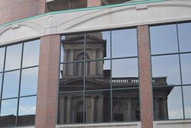 Custom House Reflection