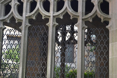 Iron Church Gate