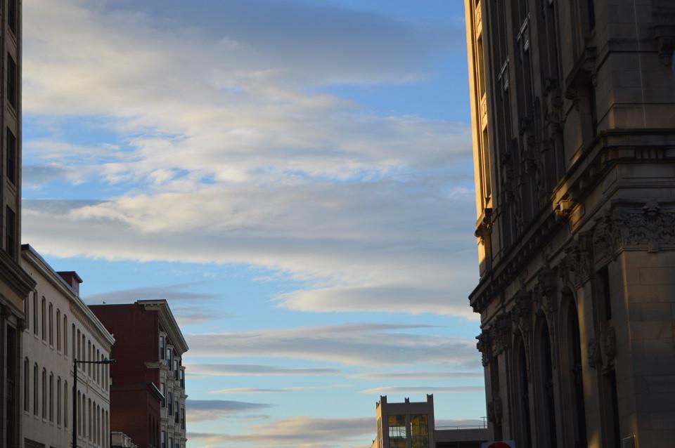 Shadow & Sky