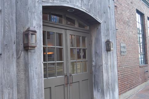 Fore Street Door