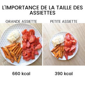 Infographies diététiques