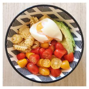 Recette : repas sain et rapide