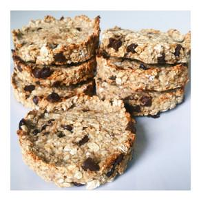 Recette : cookies banane chocolat rapides, sans sucre ni matière grasse