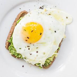 Recette : tartines œuf avocat