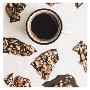 Recette : Mendiants au chocolat