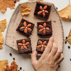 RECETTE : Brownies diététiques au chocolat (courgettes)