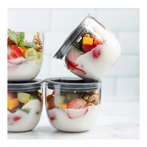 Idée de petit déjeuner pratique et équilibré