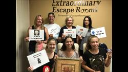 Allison 6-25-17 Jewel Heist escape room