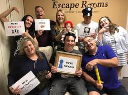 8-8-17 Jewel Heist escape room