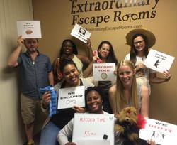 Dognapped escape room 11-10-16.