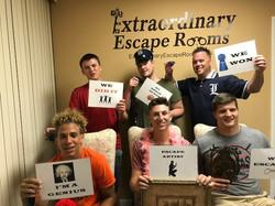 7-4-17 Jewl Heist escape room
