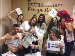 Swindled Escape Room 6-8-17