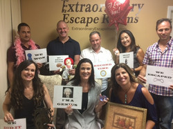 Jewel Heist Escape Room 5-14-17