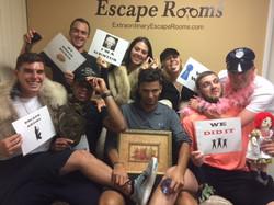 Jewel Heist Escape Room 6-6-17