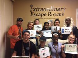 Dan 6-22-17 Swindled Escape Room
