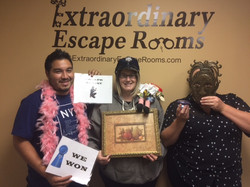 Jewel Heist Escape Room 6-14-17