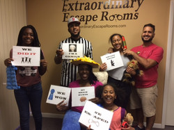 4-16-17 Dognapped Escape Room