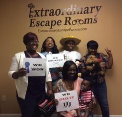 4-8-17 Dognapped Escape Room