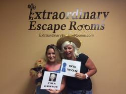 4-3-17 Jewel Heist Escape Room