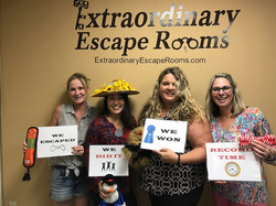 Jessica 7-11-17 Dognapped escape room