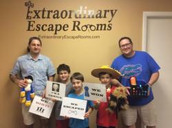 Dognapped escape room 2-19-17