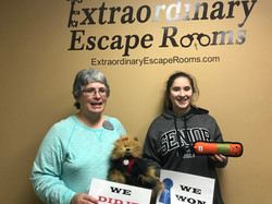 12-30-17 Rhonda and Courtney booked Dognapped