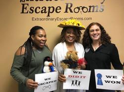12-29-17 Stephanie and friends do Dognapped
