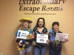 5-6-17 Dognapped Escape Room