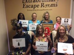 Jewel Heist Escape Room 3-19-17