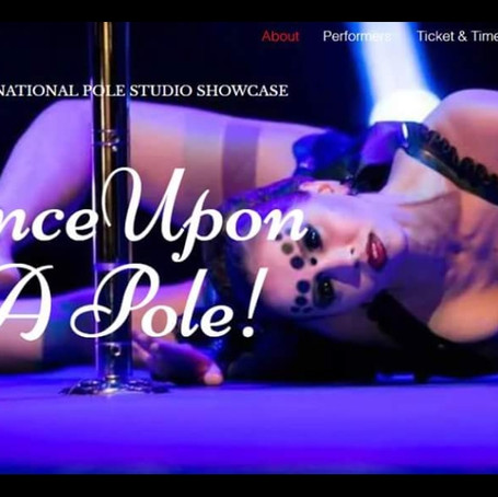 AJFitness once upon a pole performance