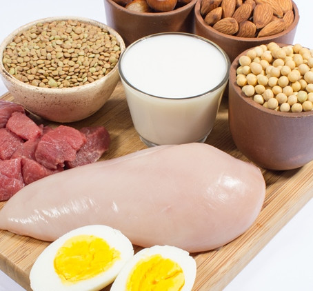 Why you probably don't need to up your protein