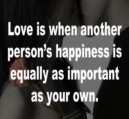 A WHOLE LOTTA LOVE...