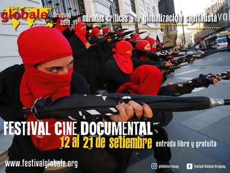 Se viene el festival de cine documental  Globale 2019