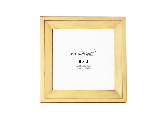 8x8 Haven picture frame - Daffodil