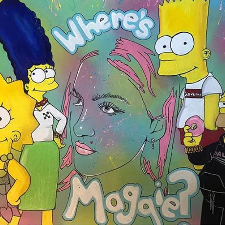 """""""Where's Maggie?"""""""