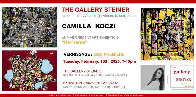 Gallery Steiner Flyer