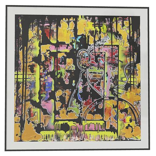 Lima - Limited Print (Framed)