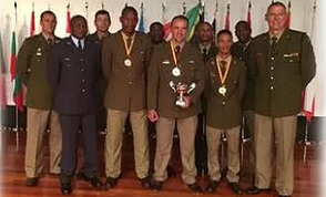 Military Skills Competition - Spain 2016