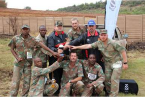 Regiment Mooirivier URTP Members Excel at Defence Reserves Military Skills Competition 2017 in Potch