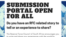 Official Launch of the RFC Submission Portal (18 April 2018)