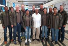SOUTH AFRICAN ARMY SHOOTING TEAM ACQUITS ITSELF WELL IN THE NETHERLANDS