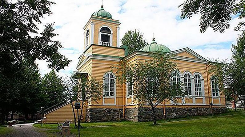 Провославная церковь Савонлинны