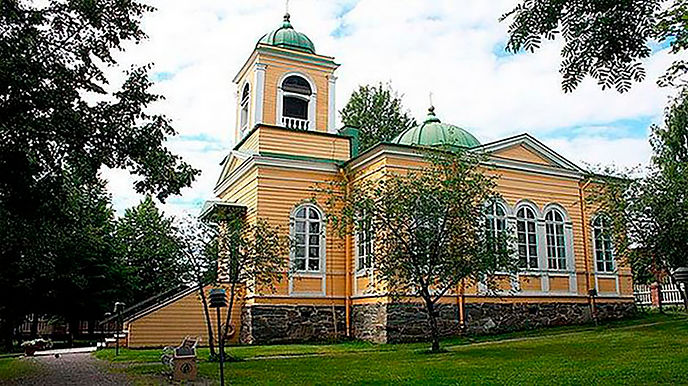 Церковь Захария и Елисаветы