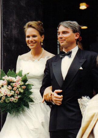 Hochzeit Ehepaar Strobl