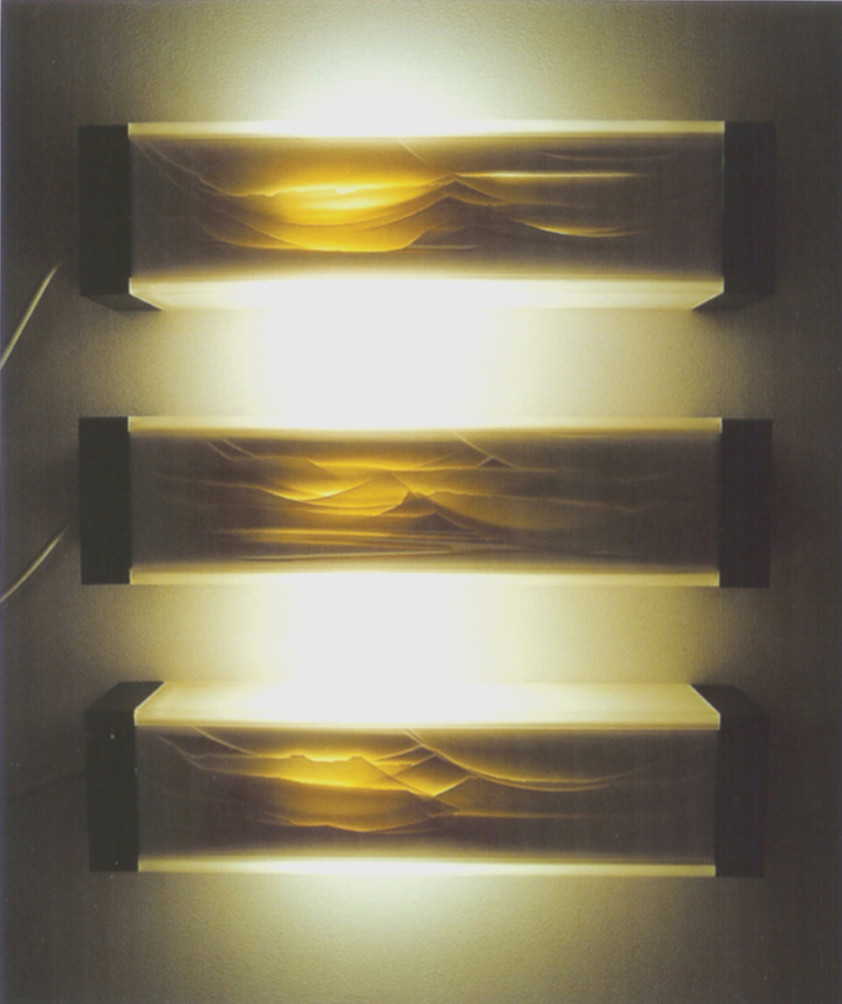 Landscape Lightboxes