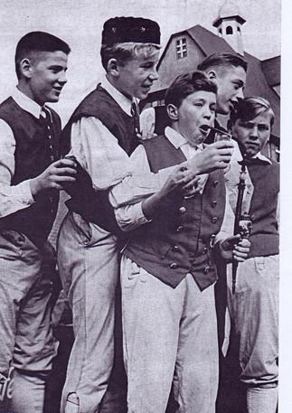 Festzug Fellbach 1957