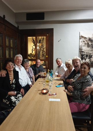 Mit Freunden und Family in Berlin