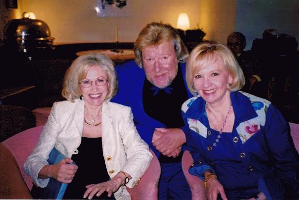 Bibi Jones und Lilo Pulver