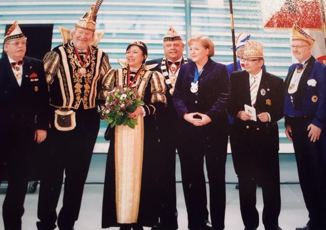 Monty & Angelika Merkel