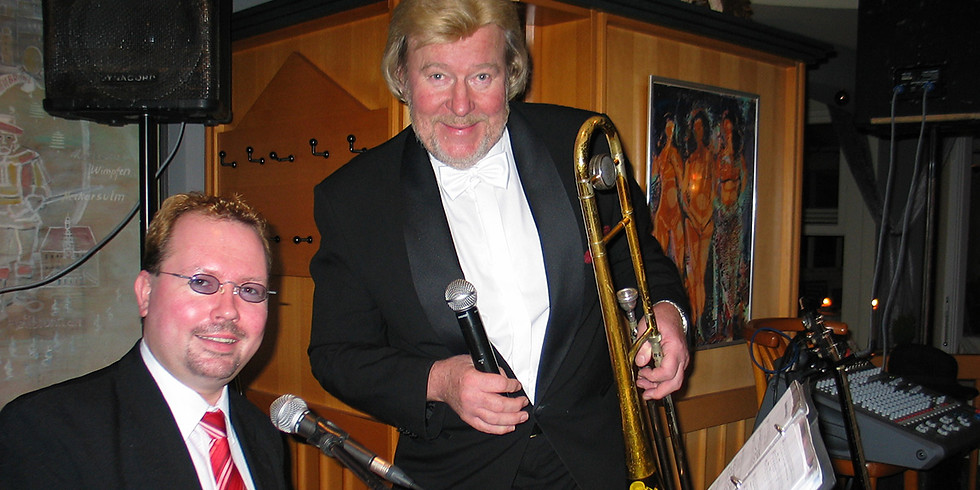 """Swinging Christmas"" mit Monty Bürkle & Kai Müller"